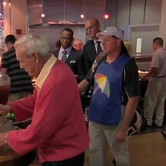 Tiger Woods 'forever grateful' for friendship with Arnold Palmer
