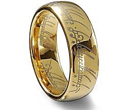 Lord Of The Rings Wedding Band 75 Best  tungstenfashions Lord of