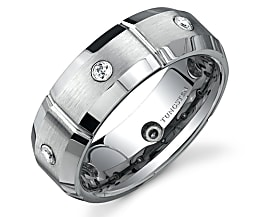 Police Wedding Bands