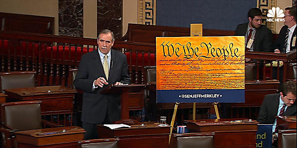 Senate Democrats Block Neil Gorsuch's Supreme Court Nomination