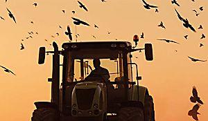 Ein Tag im Leben eines Landwirts