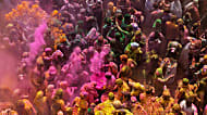 Experience Holi, A Riot Of Color And Bliss