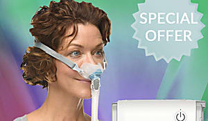 Get the Worlds Smallest CPAP Without A Trip to the Doctor