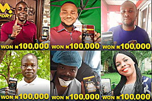 Earn: Register Today, Win A Share Of NGN1,000,000,000 As A Free Bet! Wining