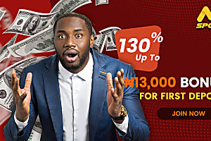 Get The Lastest Prematch And In- Play Soccer Odds, Grab Your N13,000 #earn